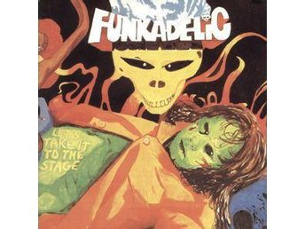 Funkadelic - Let's Take It To The Stage +1 (1975/2005) CD, Westbound, Rem, New