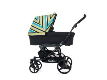 Carrycot Emmaljunga Sufflett Summer Lime - Viking, Superviking/ Viking Double