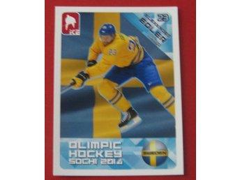 2014 ICE Olimpic hockey Sochi Alexander Edler # 128 - Kaliningrad - 2014 ICE Olimpic hockey Sochi Alexander Edler # 128 - Kaliningrad