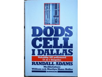 DÖDS-CELL I DALLAS av Randall Adams