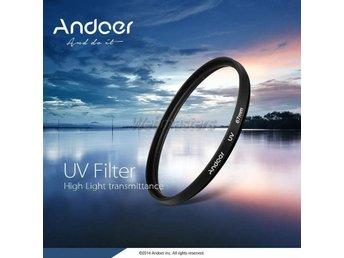 UV-Filter Andoer 58mm