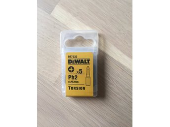 Dewalt Bits PH2 x5