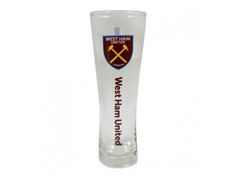 West Ham Ölglas Högt Wordmark 4-pack