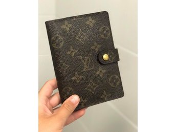 LOUIS VUITTON agenda kalender PM monogram LV