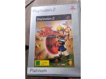 JAK and DAXTER: The Precursor Legacy till PS2
