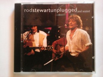 Rod Stewart - Unplugged and seated - CD