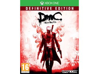 DMC: Devil May Cry - Definitive Edition - Xbox One