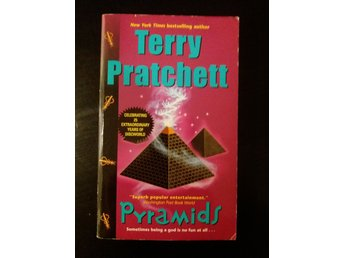 "Terry Pratchett ""Pyramids"" Discworld pocket"