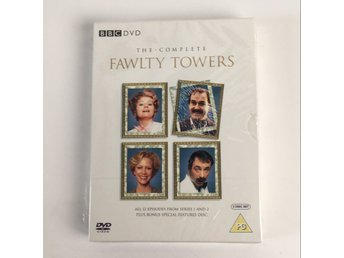 TV-serie, BBC DVD, Fawlty Towers