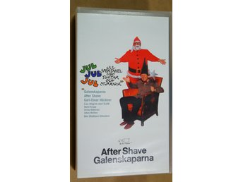 Jul Jul Jul Galenskaparna & After Shave (VHS)