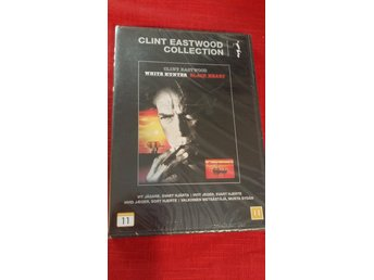 Clint Eastwood collection  NR 11 White hunter, Black heart