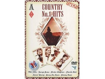 Country No 1 Hits (DVD)