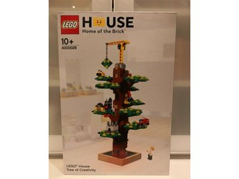 LEGO House Tree of Creativity 4000026