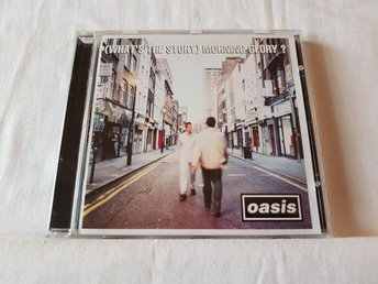 OASIS - ( What's the Story ) Morning Glory - 1995 !