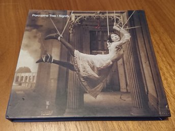 Porcupine Tree - Signify / Insignificance (2003 dubbel CD reissue) - gott skick