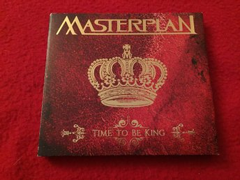 Masterplan - Time To Be King, Limited Edition