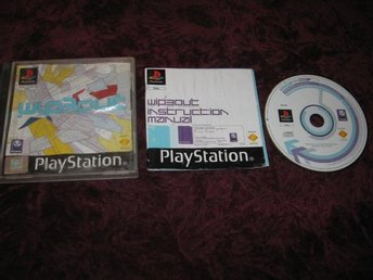 WIPEOUT 3 PLAYSTATION ONE RETRO