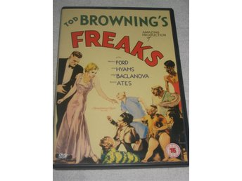 FREAKS (SWEDISH TEXT)
