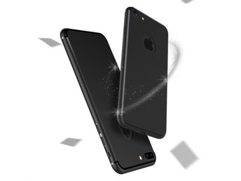 iPhone 7 Plus Slimmat och supertunt tpu skyddskal i mattsvart skal skydd - Umeå - iPhone 7 Plus Slimmat och supertunt tpu skyddskal i mattsvart skal skydd - Umeå
