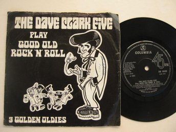 THE DAVE CLARK FIVE PLAY GOOD OLD ROCK N ROLL