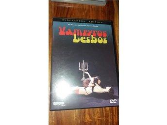 Vampyros Lesbos (Synapse DVD) Jess Franco - Vålberg - Vampyros Lesbos (Synapse DVD) Jess Franco - Vålberg