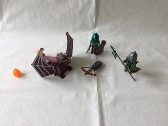 Playmobil Riddare och katapult - Klagshamn - Playmobil Riddare och katapult - Klagshamn