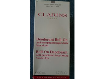 Clarins Paris Roll-On Drodorant