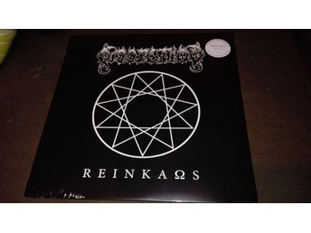 Dissection - reinkaos vit vinyl ltd 500x sealed (bathory at the gates)