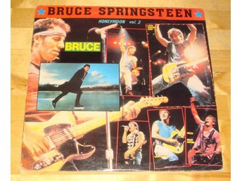 BRUCE SPRINGSTEEN - Honeymoon Vol.2 (2-LP)