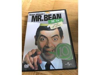 Mr Bean 10 år nr 2 DVD - Göteborg - Mr Bean 10 år nr 2 DVD - Göteborg