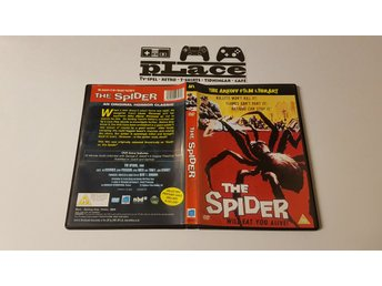The Spider - The Arkoff Film Library ( Engelsk Text )  DVD