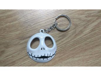 Jack Skellington nyckelring (ny) A nightmare before christmas, Tim Burton