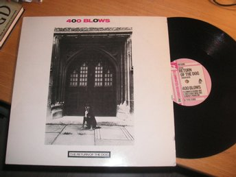 "400 BLOWS The return of the dog 12"" single UK Illuminated 1983 Electro"