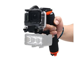 Shutter Trigger Floating Hand Grip GoPro HERO5