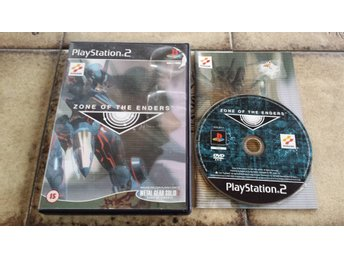 Zone Of The Enders Playstation 2 PS2