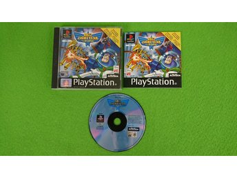 Buzz Light Year of Star Command SVENSK UTGÅVA Playstation PSone ps1