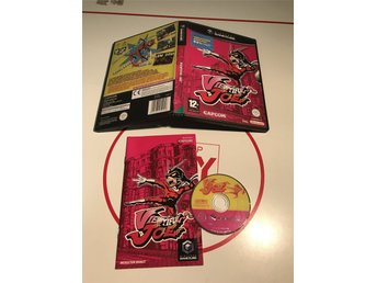 Nintendo Gamecube spel Viewtiful Joe