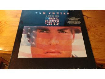 Born on the fourth of july - motion picture soundtrack Tom Cruise