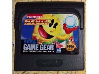 Sega Game Gear spel Pac-Man ( Pacman gamegear tv-spel)