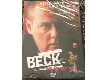 "BECK # 7 : ""The Money Man"" (1997) //ny o inplastad"