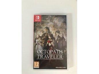 Octopath Traveler Nintendo Switch FINT SKICK
