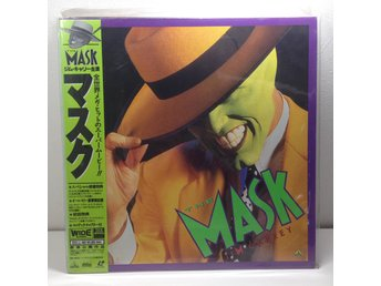 The Mask (Jim Carrey) Laserdisc 1LD B8-08