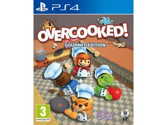 Overcooked - Gourmet Edition - Playstation 4