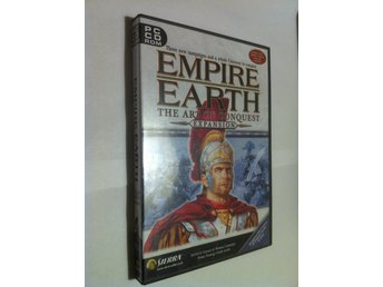 PC: Empire Earth - The Art of Conquest (Expansion pack)