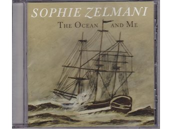 SOPHIE ZELMANI: The Ocean and Me 2008 CD