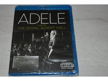Adele - Live at The Royal Albert Hall - Ny inplastad! blu-ray+cd