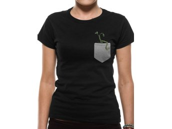 Crimes Of Grindelwald - Pickett In My Pocket  T-Shirt, Kvinnor 2Extra-Large