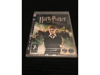 PS3 SPEL -  Harry Potter and the Order of the Phoenix - INPLASTAD