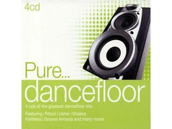 Pure Dancefloor (4 CD)
