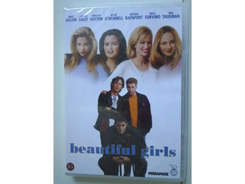 BEAUTIFUL GIRLS. (Matt Dillon, Timothy Hutton, Lauren Holly, Uma Thurman) - Skärblacka - BEAUTIFUL GIRLS. (Matt Dillon, Timothy Hutton, Lauren Holly, Uma Thurman) - Skärblacka